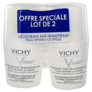 Vichy deodorant antitransp p sensibl bille, 2 x 50 ml