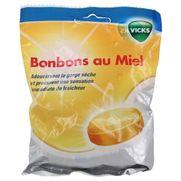 Vicks bonbon miel fraicheur menthe, 75 g