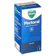 Vicks sirop pectoral 0,15 %, flacon de 150 ml de sirop
