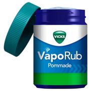 Vicks vaporub, 100 g de pommade dermique