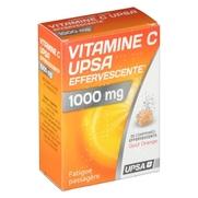 Vitamine c upsa effervescente 1000 mg, 20 comprimés effervescents