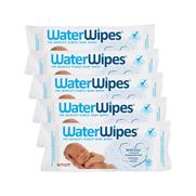 WaterWipes Lingettes, 60 x 5 Lingettes