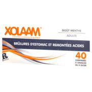 Xolaam, 40 comprimés à croquer ou à sucer