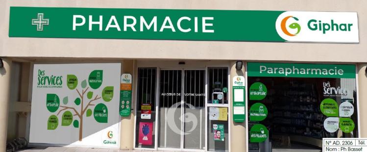 pharmacie basset a la roche sur yon